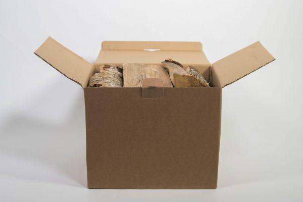 Beržinių malkų dėžė L-2