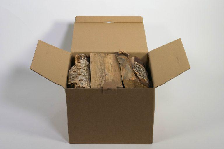 Dėžė malkų