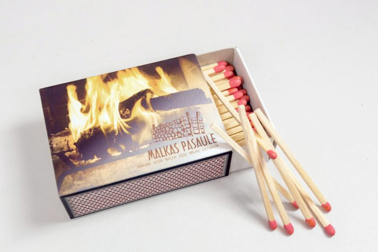 Įdegimo degtukai