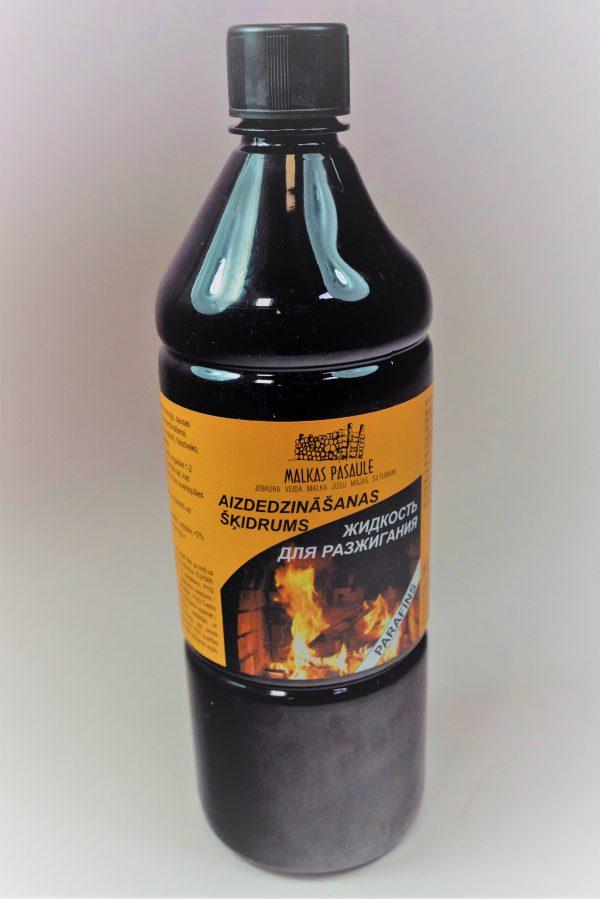 Degus skystis ugniai įdegti, 1L-3