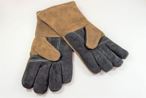 Karščiui atsparios odinės pirštinės-2