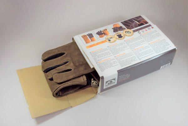 Karščiui atsparios odinės pirštinės-3