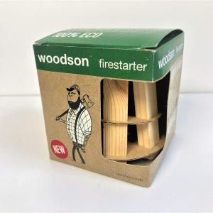 Woodson įdegėjas - 1
